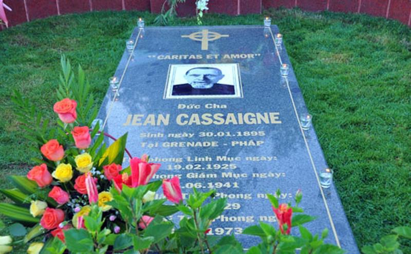 Kết quả hình ảnh cho Đức Cha Jean Cassaigne