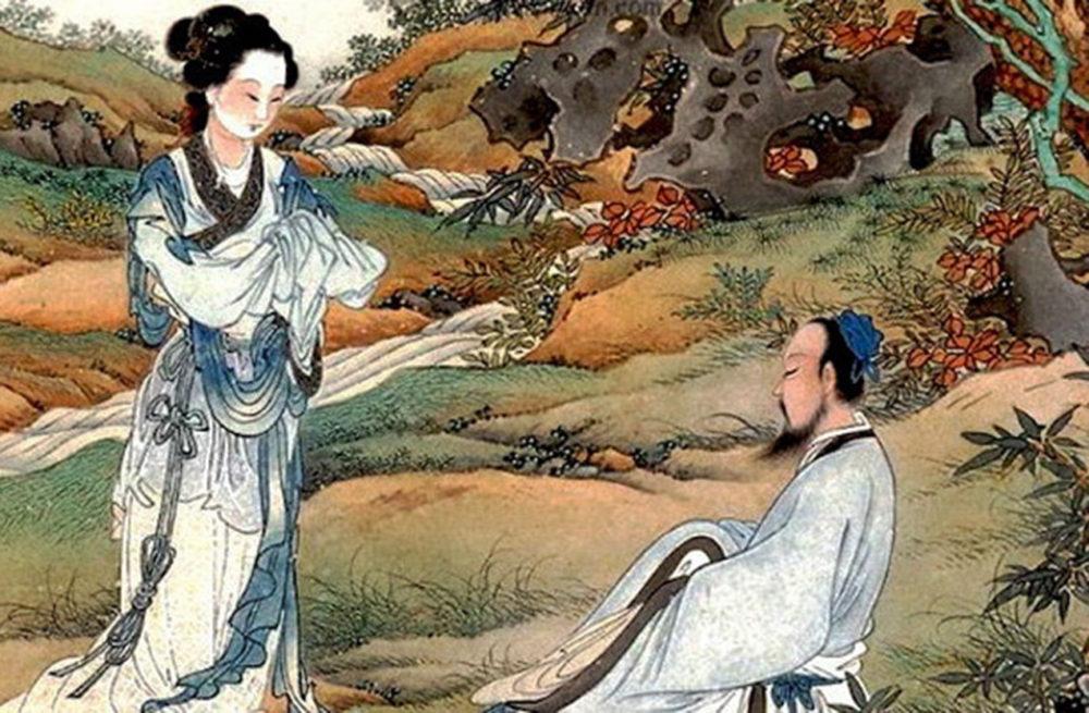 Người đàn ông có tấm lòng khoan dung, lương thiện sẽ khiến gia đình vui vẻ, hòa thuận. (Tranh minh họa: Qua pinterest)